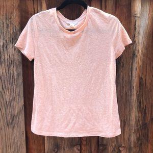 Forever 21 peach t-shirt